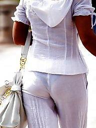 Voyeur wives, Voyeur see, Voyeur dress, Thru dress, T pants, Wives voyeur