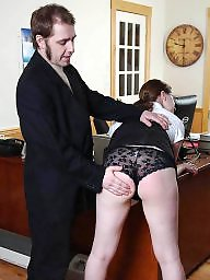 Spanking, Secretary, Spank, Office