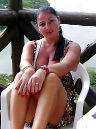 Brazilian, Public milf
