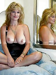 Cougars, Topless, Mature topless, Cougar, Mature blonde, Topless mature
