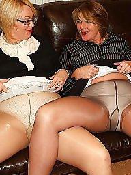 Pantyhose, Mature upskirt, Pantys, Panty, Upskirt