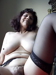 Mature tits, Mature stockings