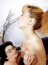 Granny fuck, Mature lesbians, Granny lesbians, Granny lesbian, Lesbians, Old grannies