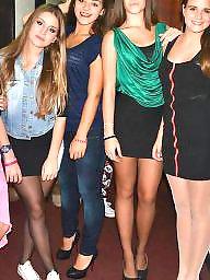Pantyhose, Serbian, Stockings, Teen pantyhose