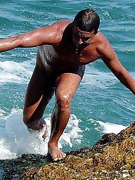 Teen beach, Nudism