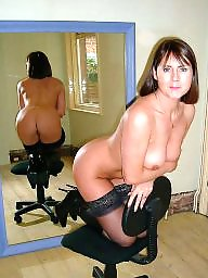 Mature facials, Amateur mature, Amateur facial, Mature facial, Facials, Mirror