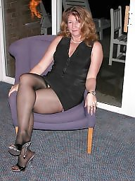 sluts stockings Mature