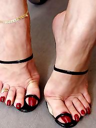 Feet, Mature feet, Milf feet, Amateur mature