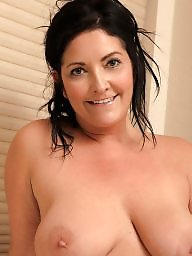 The boobs, V white, Titted brunette, Tits bathroom, The,in, The tits