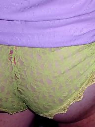 Panties, Mature wife, Mature panties