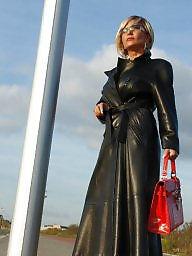 Lady b, Mature leather, Leather, Lady, Leather mature
