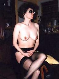 Femme a lunette, A lunette, Voyeur blowjob, Blowjob voyeur