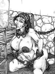 Bdsm cartoon, Bbw cartoon, Bbw bdsm, Cartoon bdsm