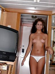 Latin, Tanned, Hooters, Nice tits