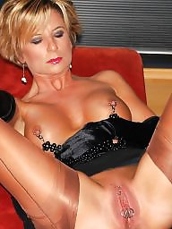 Spreading, Milf, Mature spreading