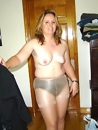 Amateur pantyhose, Pantyhose ass, Housewife, Pads, Pad, Milf panties