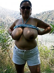 Latin mature, Mature big tits, Big mama, Mature boobs