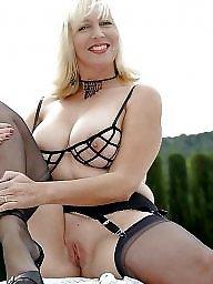 Mature big boobs, Big mature