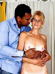Skinny mature, Skinny granny, Mature interracial, Granny