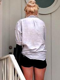 Short, Redhead, Shorts, Short shorts