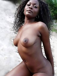 Titted beach, Tits beach, Tit beach, Ebony tits, Ebony t girl, Ebony girls