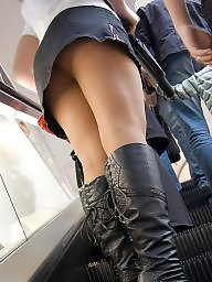 Pantyhose, Upskirt, Stockings, Upskirts, Upskirt stockings, Pantyhose upskirt