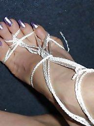 Wife bdsm, Feet, Wife feet, My wife