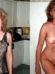 Dressed undressed, Mature dressed undressed, Milf dressed undressed, Dress, Undress, Dressing