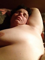 My wife, Shaved mature, Shaved bbw, Bbw boobs, Bbw
