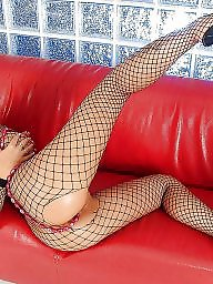 Stockings, Black, Bodystocking, Stocking