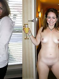 Before after blowjob