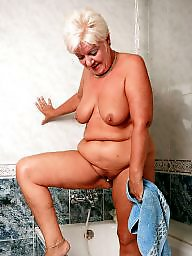 Amateur mature, Mature shower, Granny shower, Mature amateur