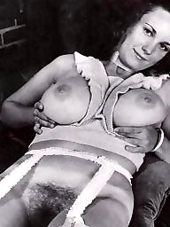 Vintage, Vintage big boobs, Vintage boobs, Spreading