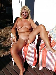 Outdoor, Public nudity, Milf public, Public, Nudity