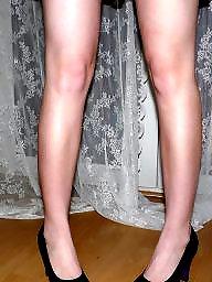 Heels, Leggings, Long legs, Hot wife, Black teens