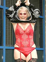 Granny stocking, Granny, Granny stockings, Mature public, Grannies, Mature stockings