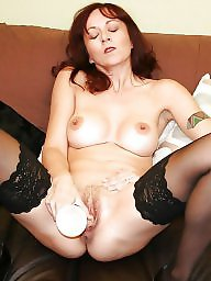 Nylon mature, Mature nylon, Wide, Nylon, Mature nylons, Open