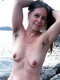 Older, Nudists, Nudist