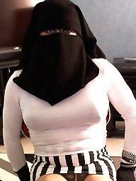 Hijab, Hijab ass, Niqab