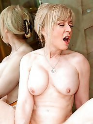 Nina hartley, Nina, Blonde milf