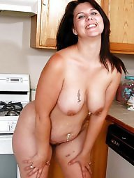 My wife, Kitchen