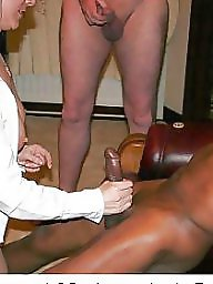 Cuckold, Art, Creampie, Interracial cuckold