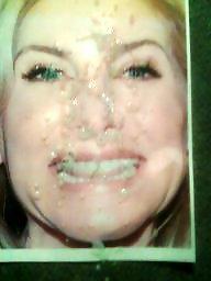 Facial, Celebrity femdom, Femdom, Facials