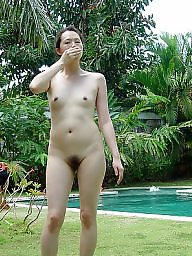 Asian hairy, Asian wife