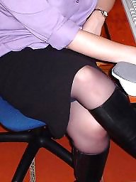 Pantyhose, Mature, Mature pantyhose, Wife, Stockings