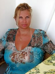 Woman, Busty russian, Russian