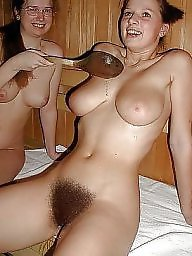 Hairy mature, Mature hairy, Girlfriend