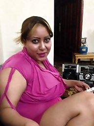 Ebony bbw, Arabian, Bbw upskirt