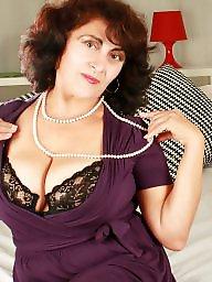 Webcam, Mature brunette, Hot mature