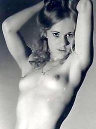Nude, Hairy vintage, Vintage